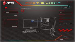 MSI Mystic Light 1