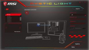 MSI Mystic Light 2