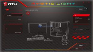 MSI Mystic Light 3