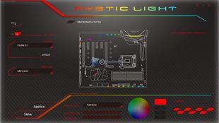 MSI Mystic Light 4