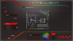 MSI Mystic Light 5