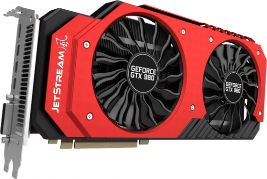 Palit annuncia la GTX 980 JetStream e una Super JetStream